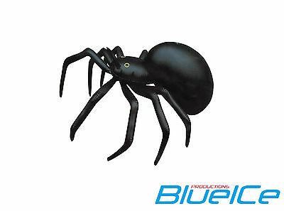 Inflatable SPIDER Children Boy Girl Blow Up Toys Stag Party Fancy Dress Kid Play