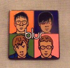 ***NEW*** Blur enamel badge. Damon Albarn,Gorillaz,Mod,Indie.