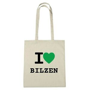 I Sac Bilzen Environment Couleur naturel Jute Love Eco qHqS5