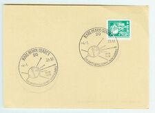DDR FDC Ersttagsbrief Karte 1979 20 Jahre Lunik 1 Karl-Marx-Stadt  Mi.Nr.1947
