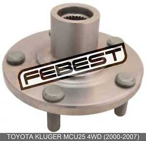 Front-Wheel-Hub-For-Toyota-Kluger-Mcu25-4Wd-2000-2007