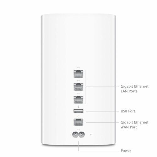 New Other Apple AirPort Time Capsule 3TB ME182LL//A with cord 5th Gen.
