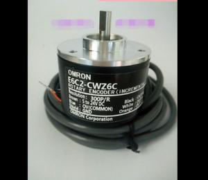 New  Omron redary Encoder  E6C2-CWZ6C 300P R  free shipping