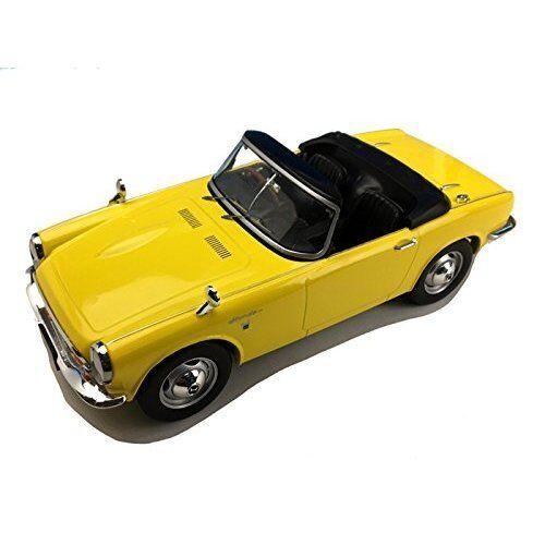 buona qualità FIRST 18 1 18 HONDA S800 Converdeible gituttio F18-013 Diecast Diecast Diecast modello  vendita online