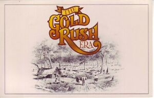 Australia-Post-Design-Set-MNH-Decimal-1981-The-Gold-Rush-Era