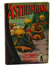 The Shadow Out of Time H.P. LOVECRAFT First Edition June 1936 ASTOUNDING STORIES
