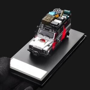 New-Master-1-64-Scale-Car-Model-Land-Rover-Defender-110-SUV-Adventure-Edition