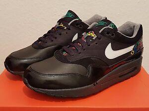 huge discount 28ee1 df6d7 Das Bild wird geladen Nike-Air-Max-1-Premium-Alphabet-Pack-2007-