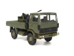 CAMION-ARMEE-RENAULT-TRM-2000-SOLIDO-MILITARY-1-1-55-CANON-22MM-PLATEAU-6152