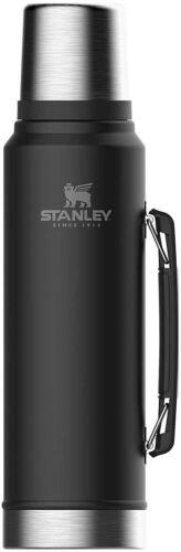 NEU// STANLEY Legendary Bottle Vakuumisolierte Thermosflasche mit Becher 1 l