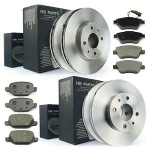 Bremsbeläge Bremsklötze Bremsen für vorne die Vorderachse* Fiat Panda