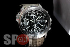 Seiko Prospex Solar Military Alarm Chronograph Men's Watch SSC293P1