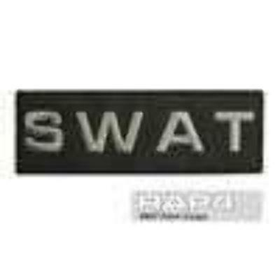 Paintball Airsoft SWAT Patch - Large [FA3]