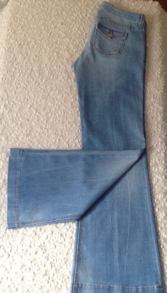 New, J.Crew, City Fit Ladies bluee Jeans, Sz 6