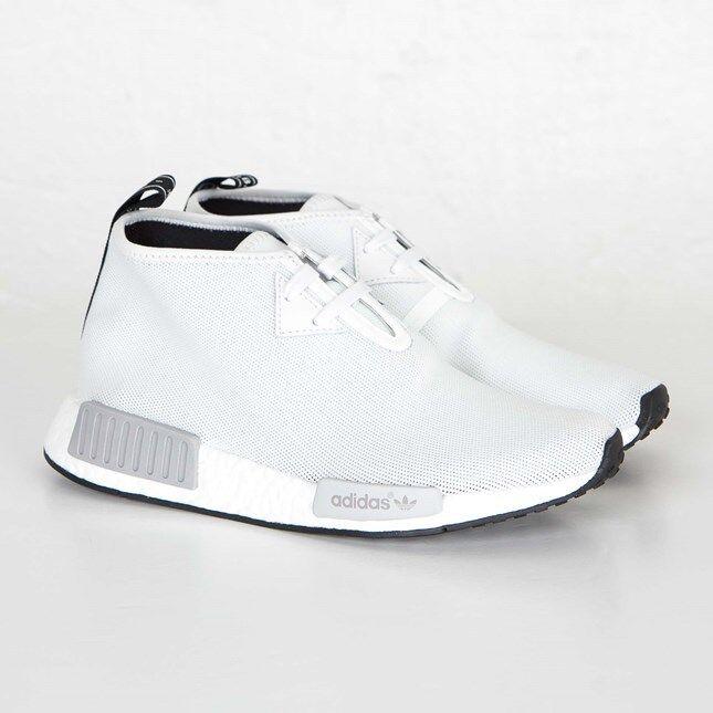 Adidas NMD_C1 S79149 blancoo Vintage Hombre Talla EE. UU. 11.5 nuevo 100% Auténtico