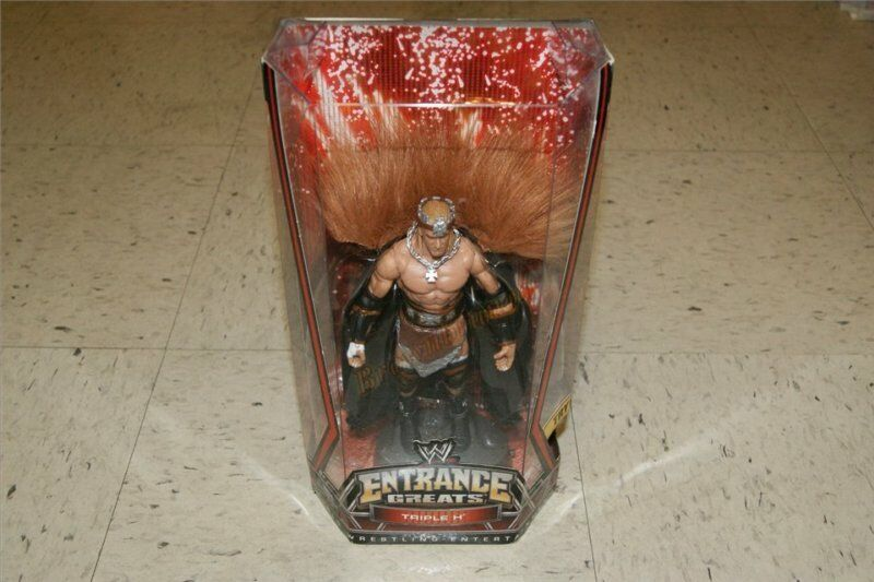 WWE HHH WrestleMania 22 Entrance Greats 8