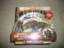The Hobbit  New Fimbul the hunter & Warg LOTR