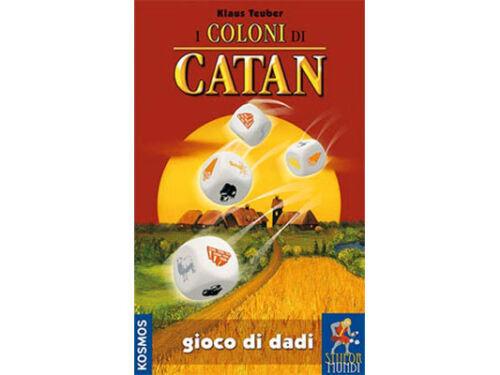 Gioco di Dadi I Coloni di Catan Italiano Nuovo