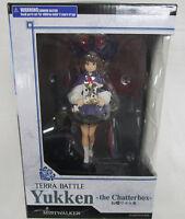 Terra Battle Yukken The Chatterbox 1/8 Pvc Statue Mistwalker In Box