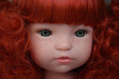 "Berjuan DOLL ~ GRETTA red hair ~Grettа series~ 14/""~ 35cm NEW~"