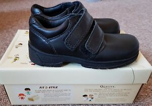 Boys Startrite School Shoes Rotate
