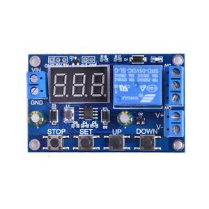 6-40V-LED-Battery-Charger-Discharger-Board-Under-Over-Voltage-Protection-Mod-039-CE