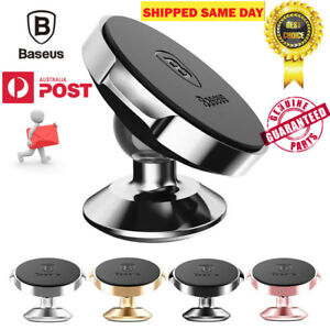BASEUS-360-Degree-Rotating-Cell-Phone-Holder-Car-Magnetic-Mount-Stand-Universal