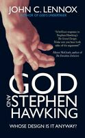 God And Stephen Hawking: Whose Design Is It Anyway? By John C. Lennox, (paperbac on Sale