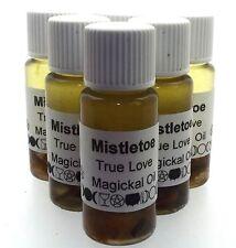 Mistletoe Magickal Herbal Oil True Love Passion