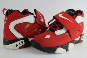810ae5391532 Nike Air Diamond Turf 2 Varsity Red White Metallic Gold Black 5 Y ...