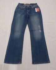 Levi's 529 Womens Denim Cotton Blend Curvy Boot Cut Blue Jeans Size 6 28