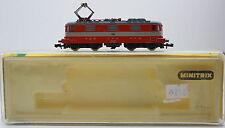 Minitrix 2976/12976 E-Lok Re 4/4 II 11112 SBB Swiss Express OVP*M 1750