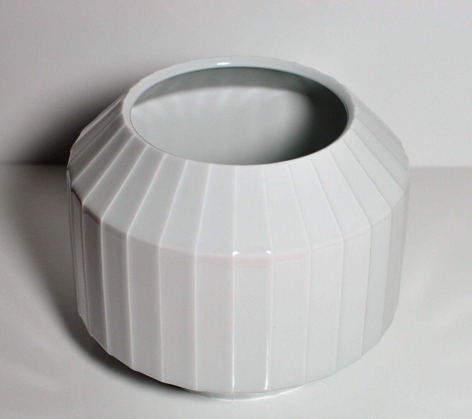 Rosenthal Studio-Line vase vase Studio-Line Hot Spots-blanc 16 cm NEUF de3b57