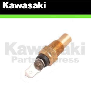 FAN HEAT SENSOR SWITCH THERMOSTAT FOR KAWASAKI EX500 NINJA 500 500R 1990-2009