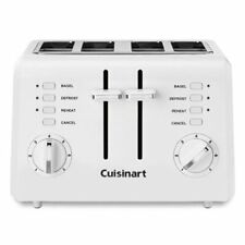 Cuisinart CPT-142 Compact 4-Slice Toaster (Ceritified Refurbished)
