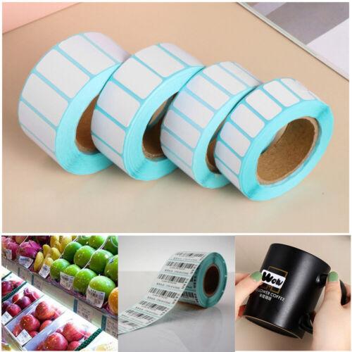 Supermarket Price Waterproof Adhesive Paper Package Label Thermal Sticker