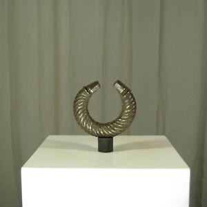 39747-Afrikanische-Bronze-Manille-Burkina-Faso-Afrika-KUNST