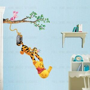 WINNIE-THE-POOH-Childrens-Room-Decor-WALL-STICKER