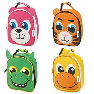 Pour enfants 2.8 L Animal Cooler Bag isolé Pique-nique Déjeuner