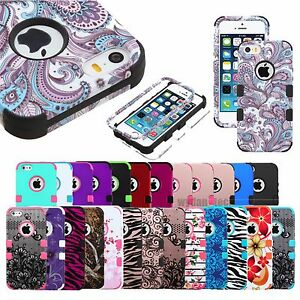 iPhone-XS-Max-Case-8-7-Plus-X-5S-6S-SE-XR-Slim-Hard-Shockproof-Protective-Cover