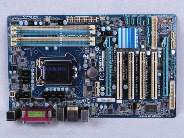 Gigabyte GA-P55-UD3L V2.1 Motherboard Intel H55 LGA 1156/Socket DDR3
