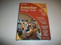 Sealed Punch Software Interior Design Suite 2013
