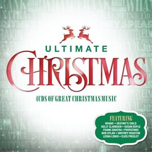 Ultimate... Christmas - Various Artists (Album) [CD] 888751478725