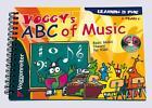 Voggy's ABC of Music incl.CD von Martina Holtz (2004, Kunststoffeinband)