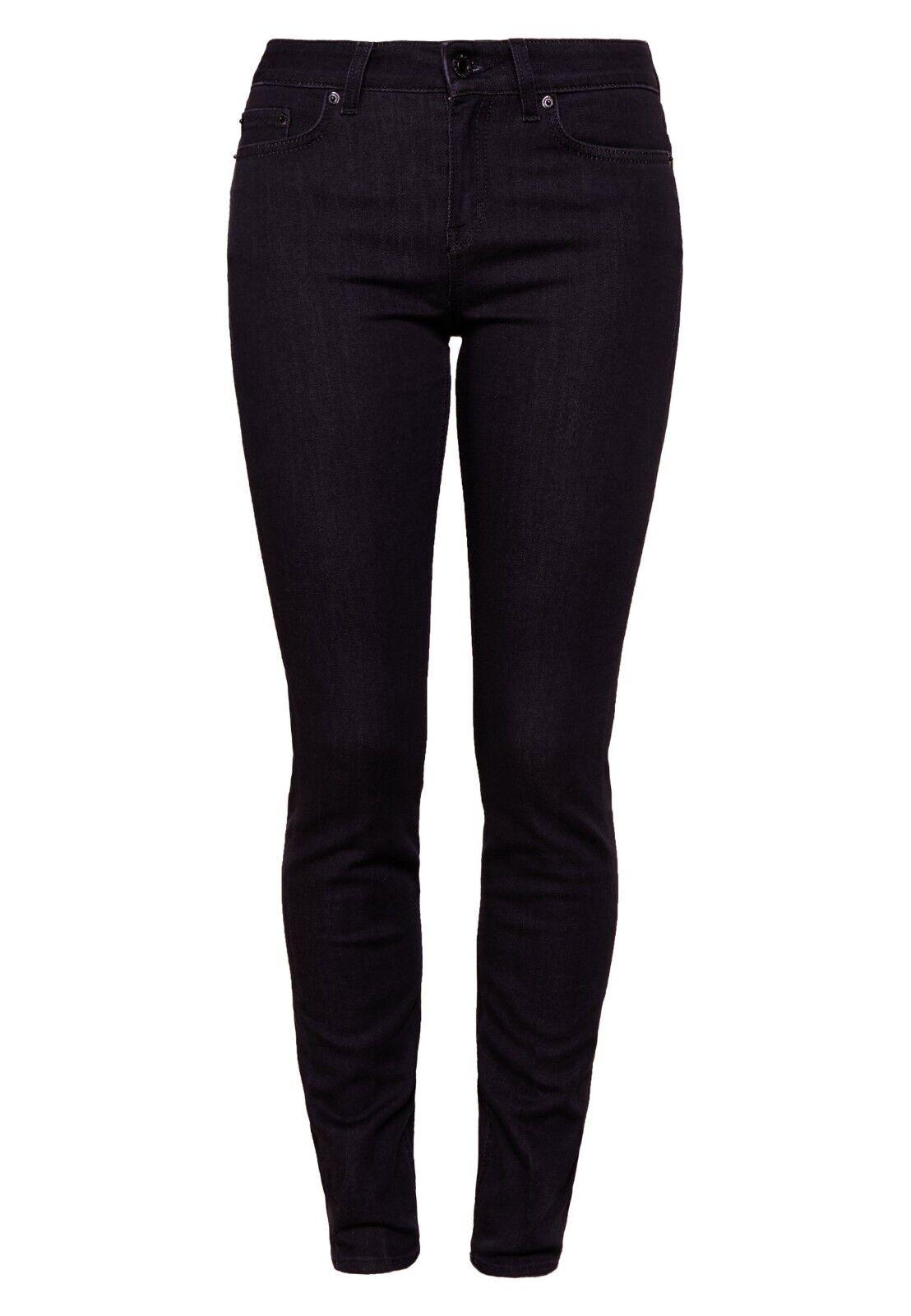 DRYKORN PULL Damen Jeans Slim Fit Blau Hose Skinny W28 L32 A4762