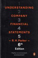 Understanding Company Financial Statements von R. H. Parker * Penguin Books 2007