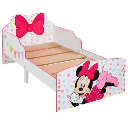 Officiel Minnie Mouse Bébé Lit avec rangement chambre enfant