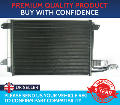 A//C AC AIR CON CONDENSER RADIATOR AUDI A3 8P FROM 2003 TT8J FROM 2006 ONWARDS