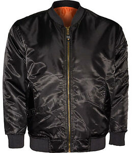 MA1-MILITARY-ARMY-PILOT-SECURITY-DOORMAN-MOD-BOMBER-MENS-JACKET-BIKER
