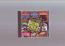ACTIVISION's ATARI 2600 acción Pack 2-Juego de PC - 15 Juegos Con Manual-dw